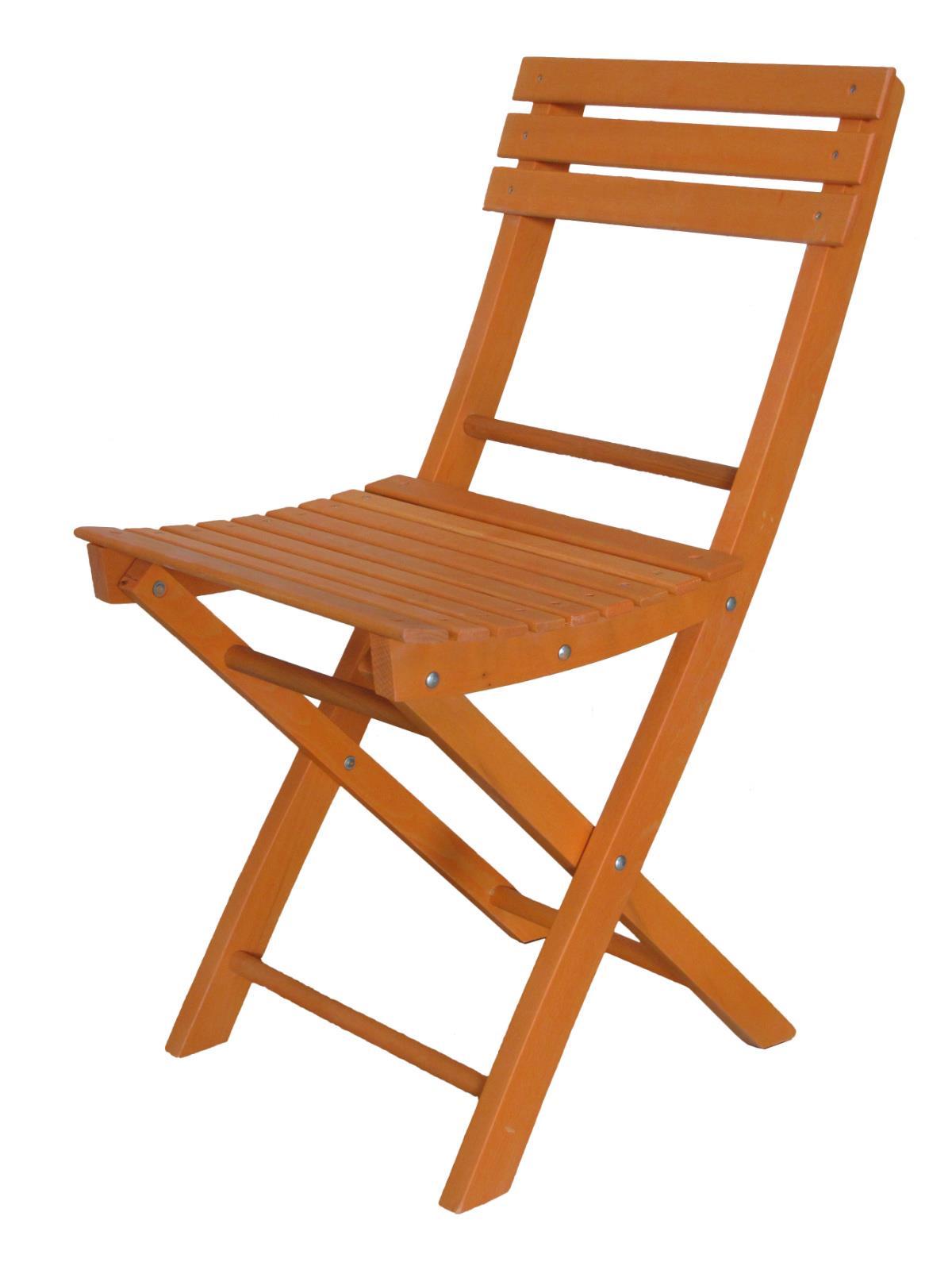 Sedia in legno pieghevole basic fratelli del fabbro srl - Sedia pieghevole design ...