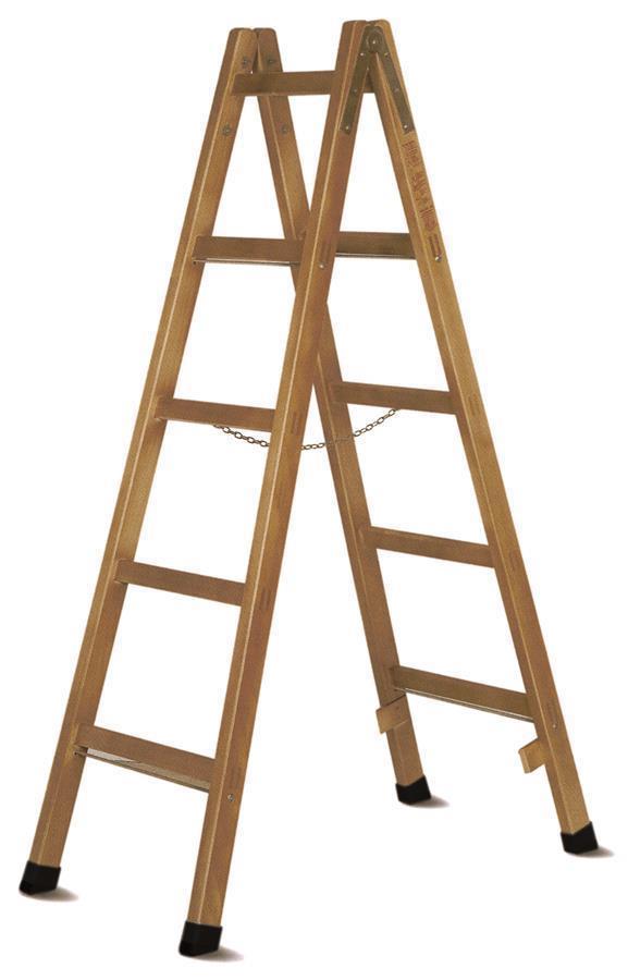 scala in legno Friuli di Del Fabbro