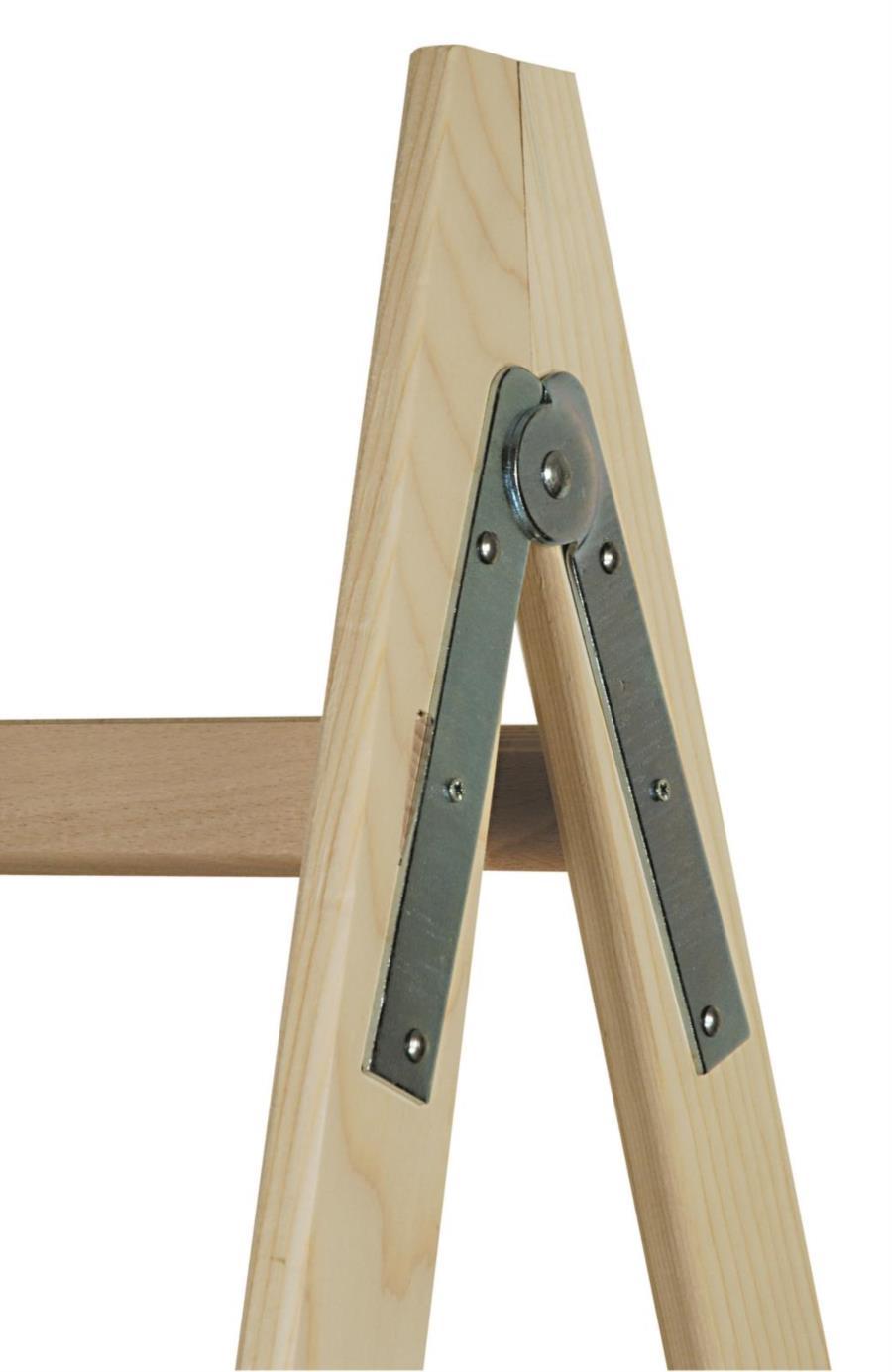 scala professionale in legno STANDARD di Del Fabbro